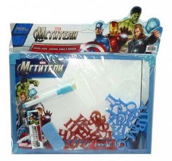 """Доска магнитная """"Marvel. Мстители"""" (Затейники GT5892)"""