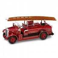 """Коллекционная модель автомобиля """"Пожарная машина. LEYLAND FK-1 1934"""""""