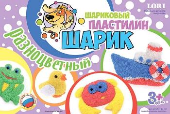 """Шариковый пластилин """"Шарик"""" (Lori Шп-001)"""