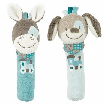 "Мягкая игрушка ""Cri-Cris. Gaston & Cyril"" (Nattou 531108)"