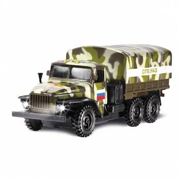 """Автомобиль """"УРАЛ. Военный спецназ"""" (Технопарк URAL-01)"""