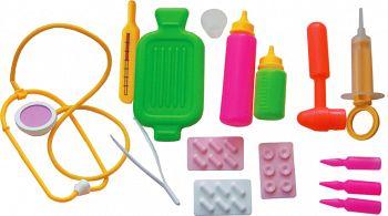 """Игровой набор """"Маленький доктор"""" (Пластмастер 22004)"""
