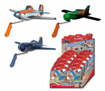 """Самолет с пускателем """"Disney. Planes"""" (EXFP902PL)"""