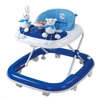 Ходунки Happy Baby Smiley Blue (2651)