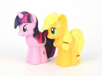 """Игровой набор для ванны """"My Little Pony. Эппл Джек и Сумеречная искорка"""" (Hasbro GT7394)"""