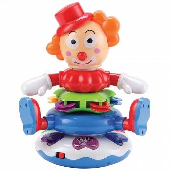 "Клоун-пирамидка ""Choova"" (Happy Baby 330333)"