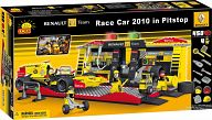 "Конструктор ""Renault F1 Team. Race Car in Pitstop"" (450 деталей)"