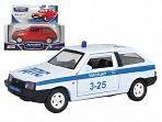 """Модель автомобиля """"ЛАДА 2108. Полиция"""""""