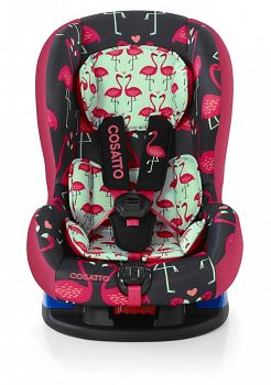 Автокресло Cosatto Hootle Flamingo Fling (CT3026)