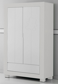 Шкаф Micuna Neus белый (A-1390)