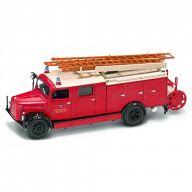 """Коллекционная модель автомобиля """"Пожарная машина. MAGIRUS-DEUTZ S 3000 SLG 1941"""""""