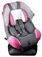 Автокресло Renolux 360 Swivel Rose