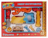 """Музыкальная игрушка """"Мастерята. Набор инструментов"""" (9 предметов)"""