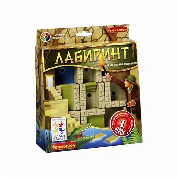 """Логическая игра """"SmartGames. Лабиринт"""" (Bondibon ВВ0897)"""