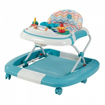 Ходунки-качалка Happy Baby Robin Blue (2449)