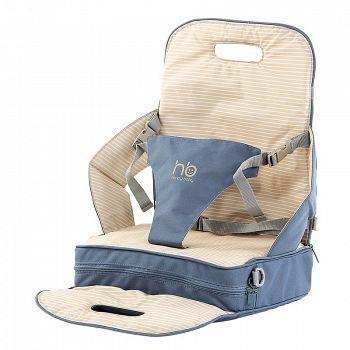 Стульчик-сумка Happy Baby Smart Seat Grey (2561)