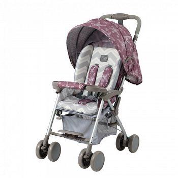 Открытая коляска Happy Baby Celebrity Maroon (2559)