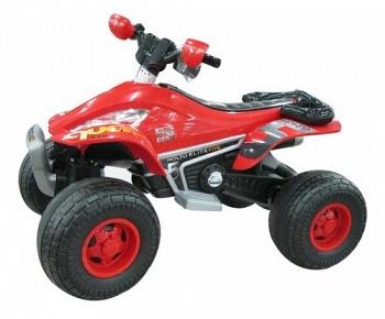 Детский квадроцикл Molto Elite 5 красный (Полесье 35929)