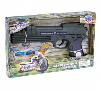 """Пистолет детский """"Combat Force"""" (33320)"""