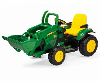 Детский экскаватор Peg-Perego John Deere Ground Loader (IGOR0068)