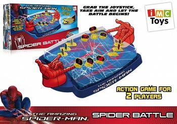 "Настольная игра ""Spider-Man. Spider Battle"" (iMC Toys 550759)"