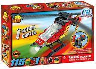 "Конструктор ""Action Town. Action Copter"" (115 деталей)"
