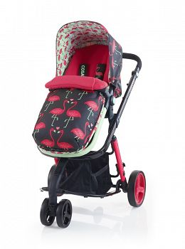 Коляска 2 в 1 Cosatto Giggle Flamingo Fling (CT2971)