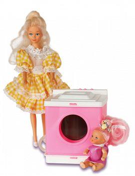 Игрушечная стиральная машина (Огонек С-1177)
