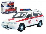 """Модель автомобиля """"ЛАДА 2111. Скорая помощь"""""""