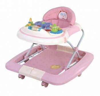 Ходунки-качалка Happy Baby Robin Candy (2449)