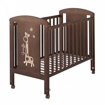 Кровать 120x60 Micuna Sabana шоколад