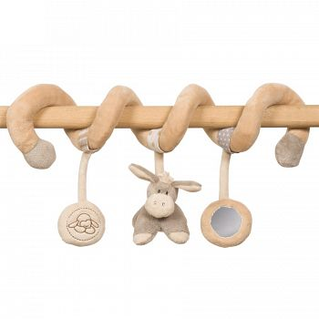 "Мягкая подвеска ""Toy Spiral. Cappuccino"" (Nattou 211161)"