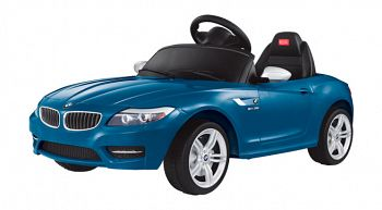 Электромобиль Rastar BMW Z4 Blue (81800)