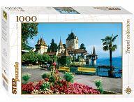 """Пазл """"Travel Collection. Швейцария. Оберхоффен"""" (1000 элементов)"""