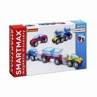 """Магнитный конструктор """"SmartMax. Специальный набор. Экспресс"""" (15 деталей)"""