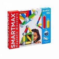 """Магнитный конструктор """"SmartMax. Основной набор"""" (25 деталей)"""