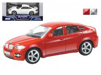 "Модель автомобиля ""BMW X6"" (Autotime Collection 34265W)"