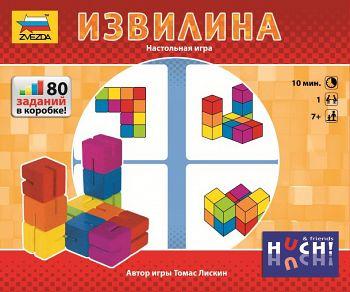 """Настольная игра """"Извилина"""" (Звезда 8905)"""
