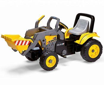 Педальный экскаватор Peg-Perego Maxi Excavator (IGCD0552)
