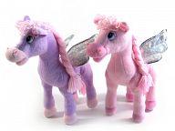"""Мягкая игрушка """"Лошадь с крыльями малая"""""""