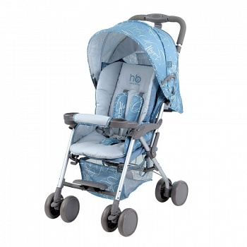 Открытая коляска Happy Baby Celebrity Blue (2559)