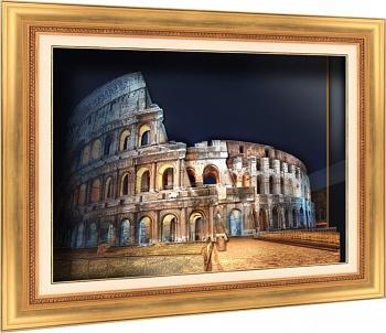 "Объемная картина ""Архитектура. Римский Колизей"" (Vizzle 0181)"