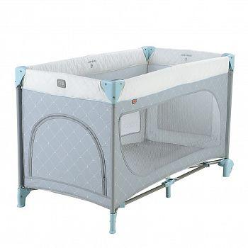 Манеж-кровать Happy Baby Martin NEW Gray (2443)