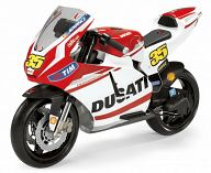 Детский мотоцикл Peg-Perego Ducati GP