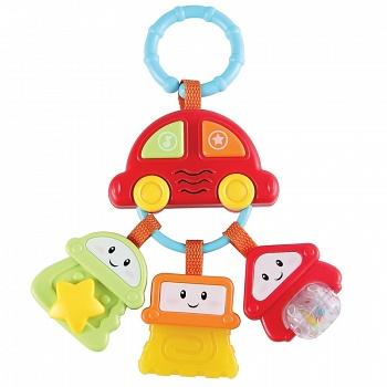 """Подвеска-автомобиль с ключами """"Sundy"""" (Happy Baby 330342)"""