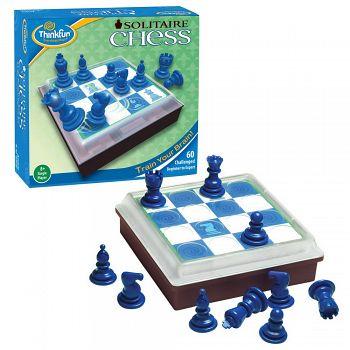"""Настольная игра-головоломка """"Шахматы для одного"""" (ThinkFun 3400)"""